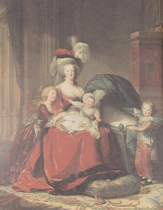 Portraits de Madame Royale, duchesse d'Angoulême - Page 2 Marie-11
