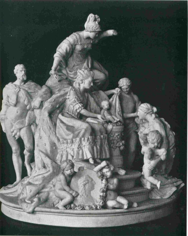 Naissances illustrées des enfants de Marie-Antoinette  Naissa11
