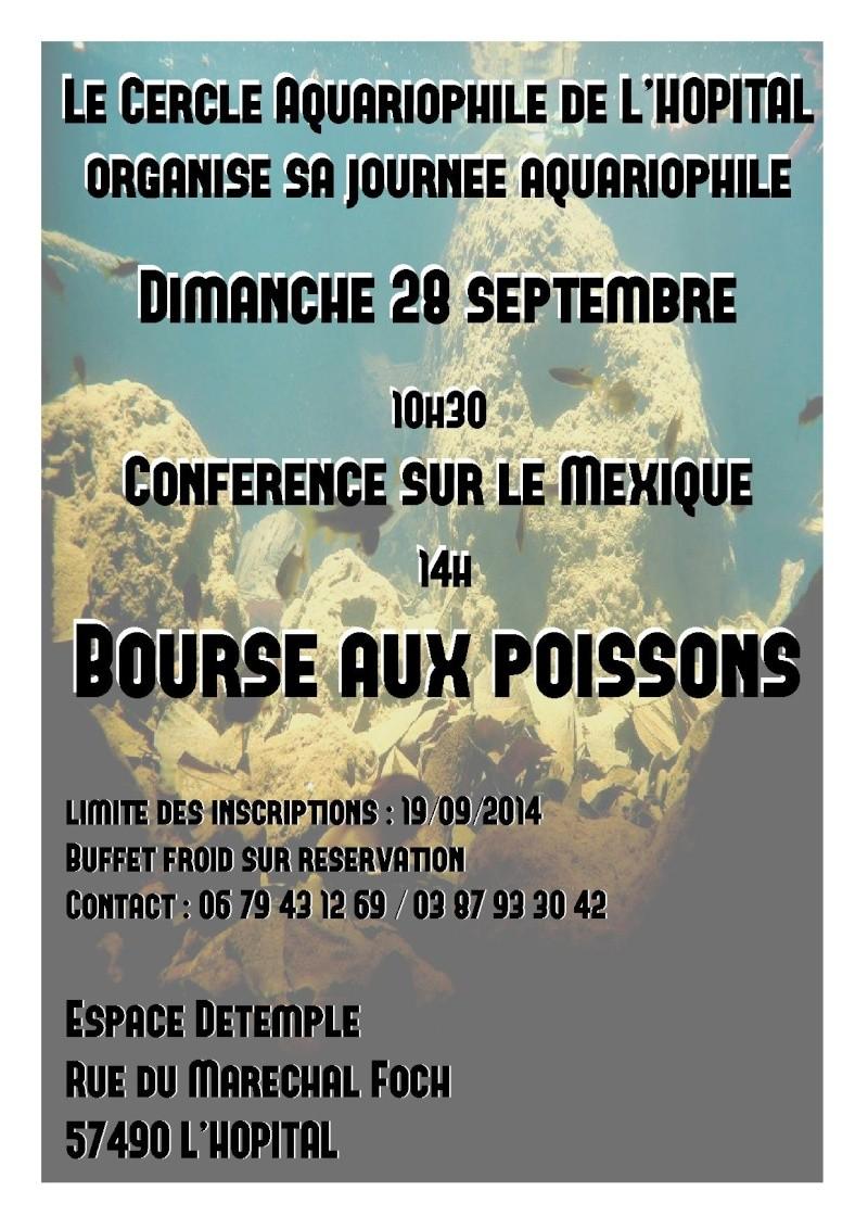 Bourse à L'Hopital (dépt 57) - Dimanche 28 septembre 2014 Affich11
