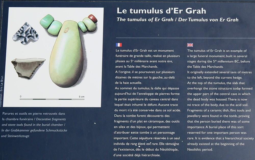 Les sites mégalithiques de Locmariaquer Table_15