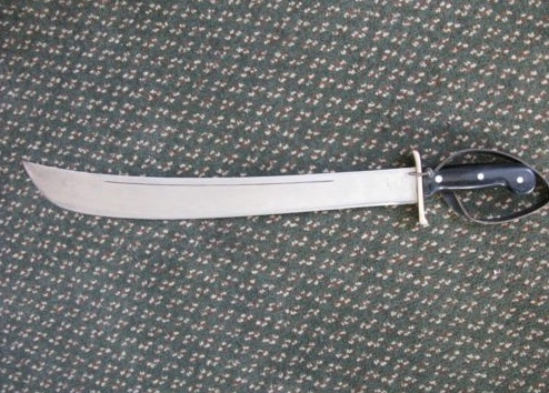 Machete Legitimus Collins & Co No 1250, 1943 Sword10