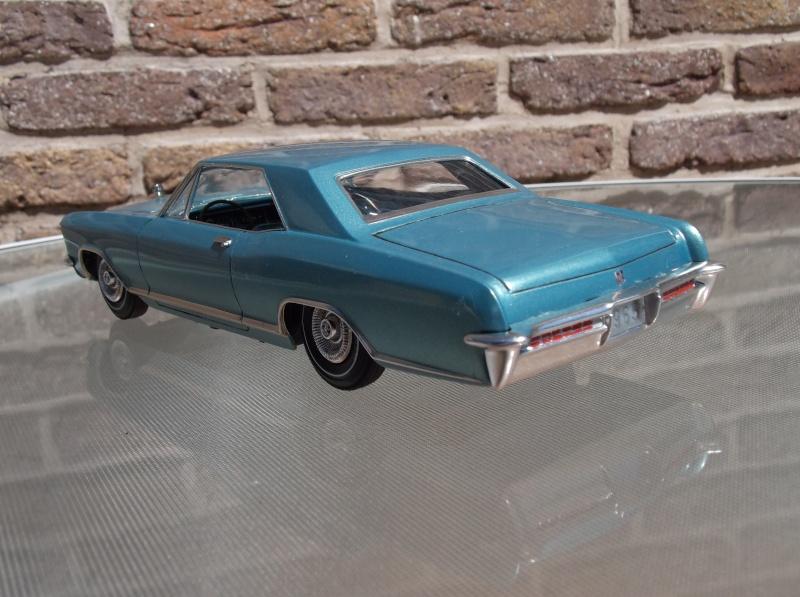 Buick Riviera 1965 Turquoise Mist. [Blue Moon] Maquet11