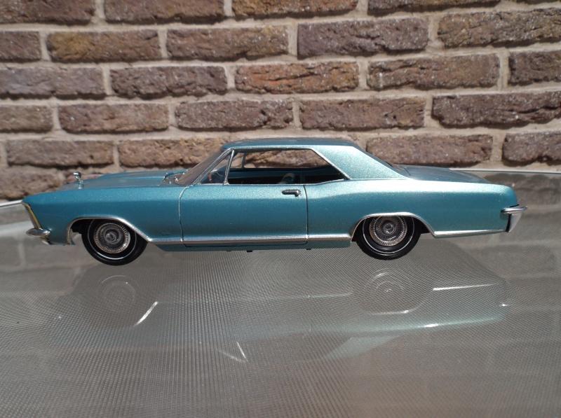 Buick Riviera 1965 Turquoise Mist. [Blue Moon] Maquet12