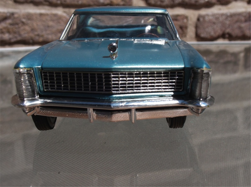 Buick Riviera 1965 Turquoise Mist. [Blue Moon] Maquet13