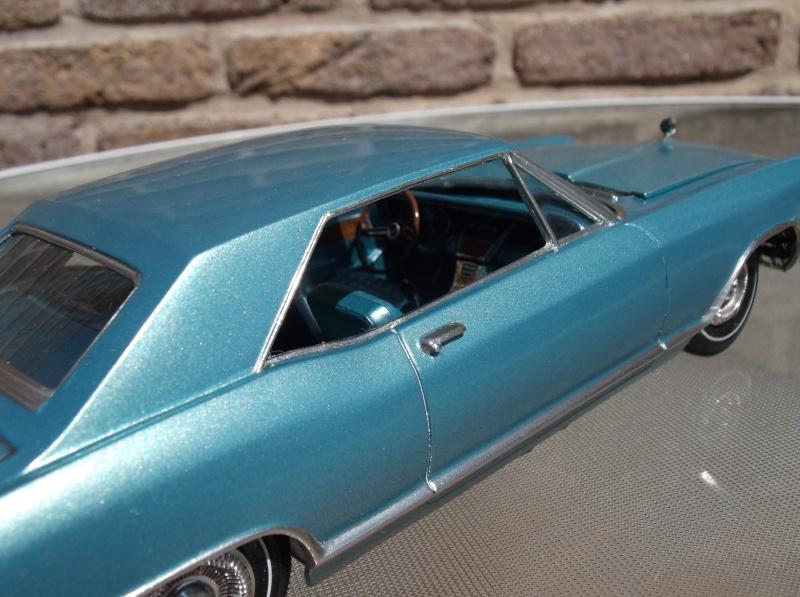 Buick Riviera 1965 Turquoise Mist. [Blue Moon] Maquet14