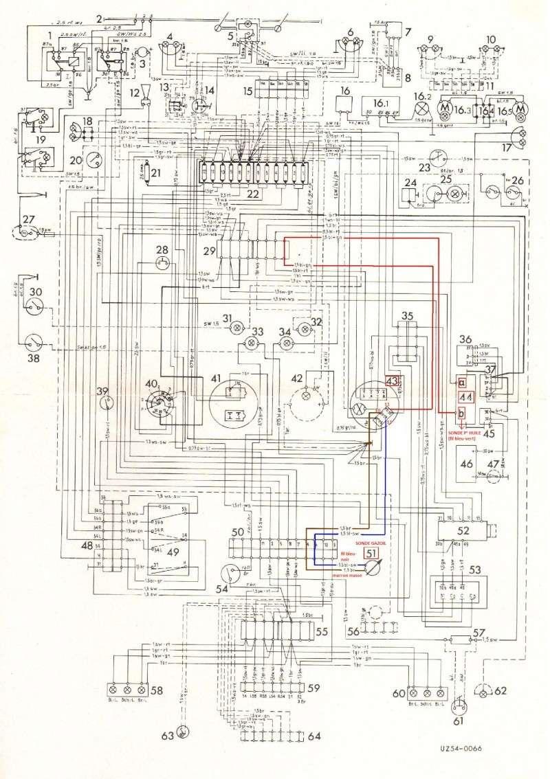 probleme electrique sur mon 406 110