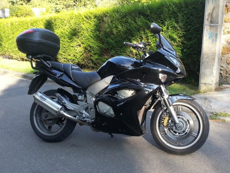 [VENDUE] Honda CBF 1000 ABS de 2007 - 27 000 km / gratz pilou-eye 20141010