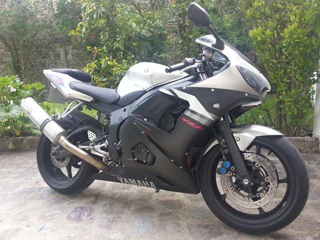 [VENDS] Yamaha R6 de 2005 - 25 000 km R610