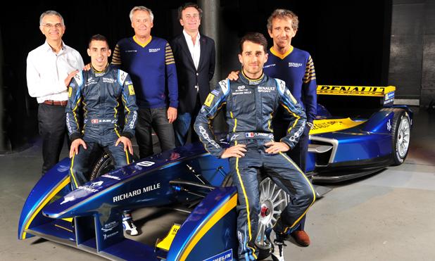 Formule E - Le futur à nos portes... - Page 3 -formu11
