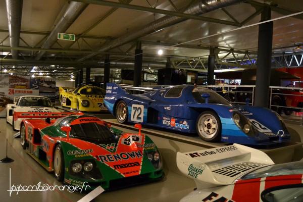 Musée Automobile de La Sarthe - Musée des 24 heures - Page 3 Lemans23
