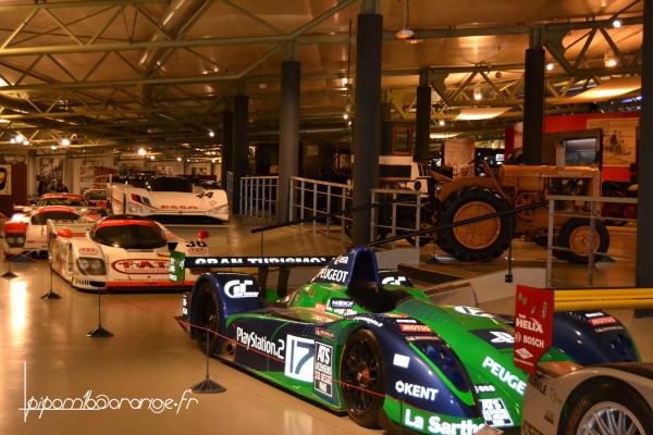 Musée Automobile de La Sarthe - Musée des 24 heures - Page 3 Lemans25