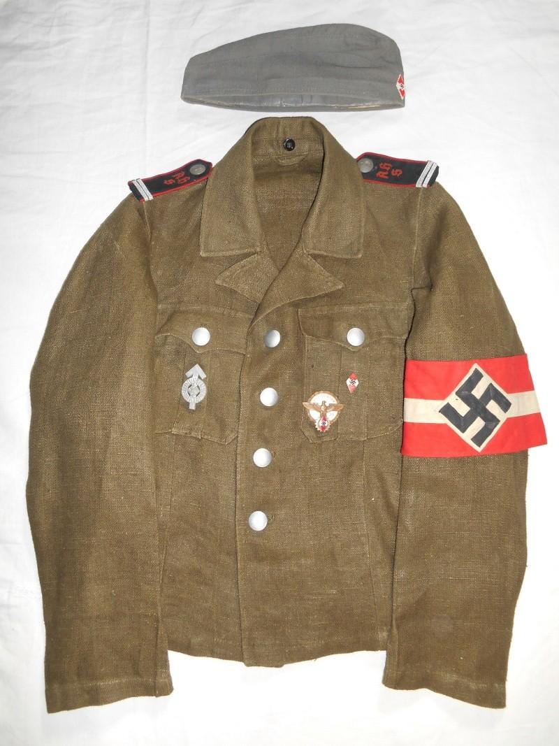 Le tenue Drillich (les treillis allemands) 000010