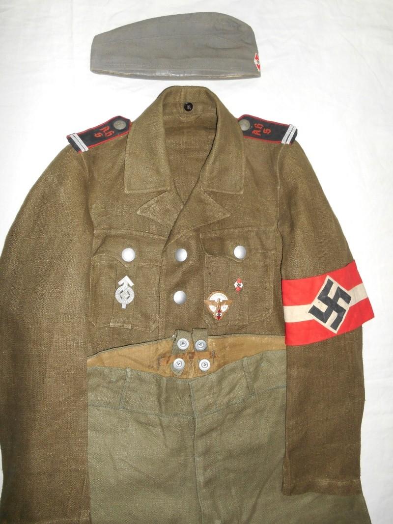 Le tenue Drillich (les treillis allemands) 00015