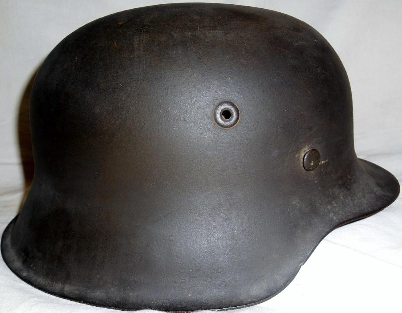 """HJ-LuftwaffenHelfer Stahlhelm"" (1942-1945) 125"