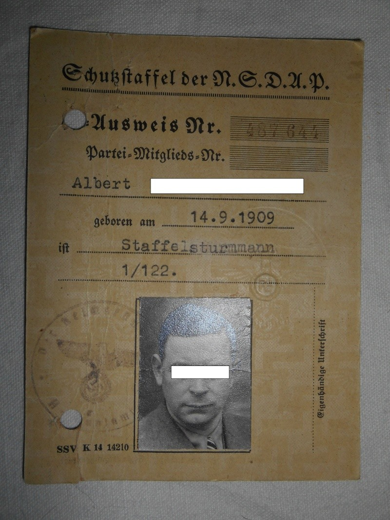 Ausweis SS 2311