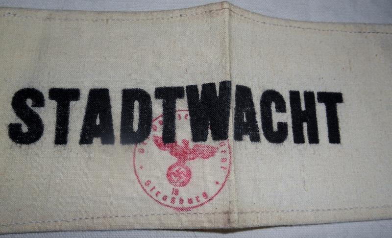 """""""Stadtwacht"""" (1942-1945) Dscn2215"""