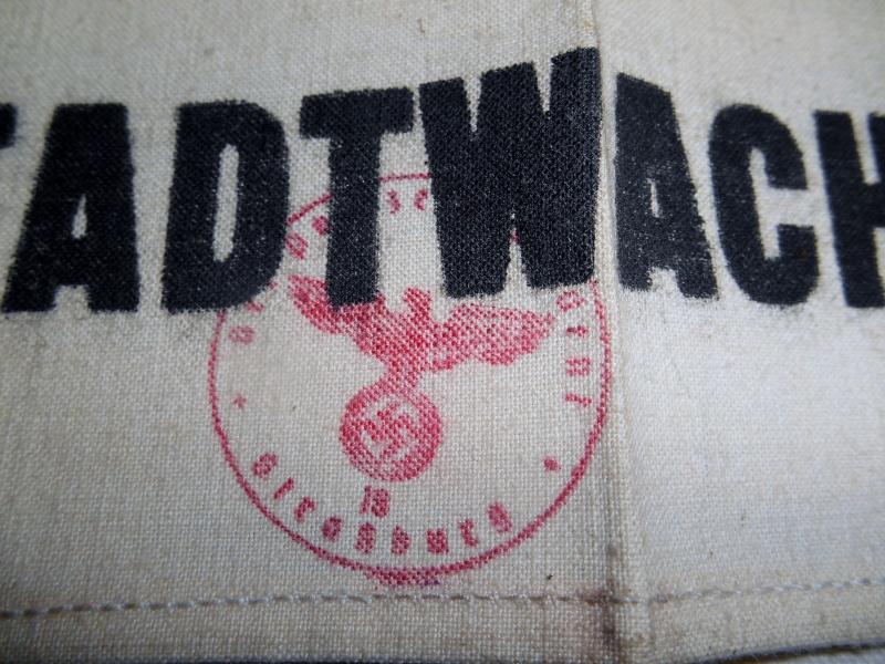 """""""Stadtwacht"""" (1942-1945) Dscn2217"""