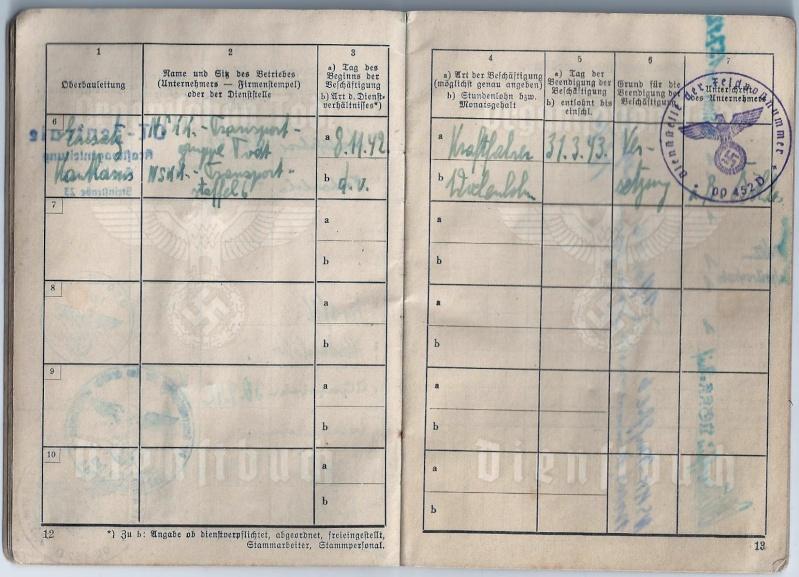 Vos livrets militaires allemands WWII (Soldbuch, Wehrpass..) / Heer-LW-KM-SS... Scan0029