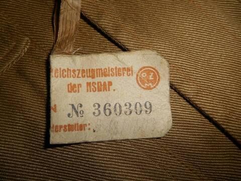 allemand datant étiquette