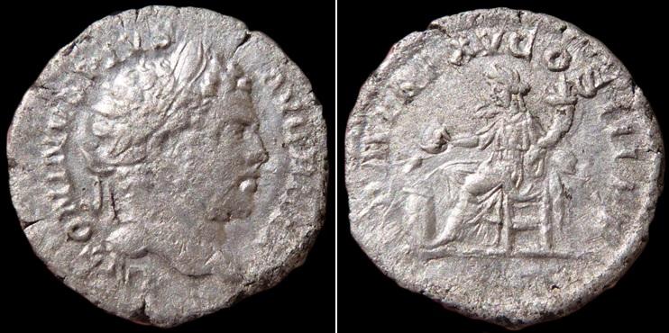 Deux sesterces de Marc-Aurèle - Page 8 Caraca11
