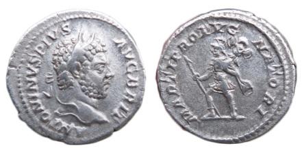 Deux sesterces de Marc-Aurèle - Page 9 Caraca12