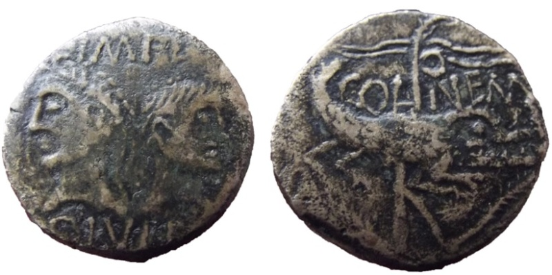 As et dupondius de Nîmes - Page 12 Nim110