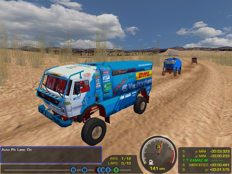 Paris Dakar Rfacto29