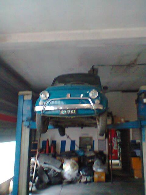 avvistamenti auto storiche - Pagina 23 Foto0016