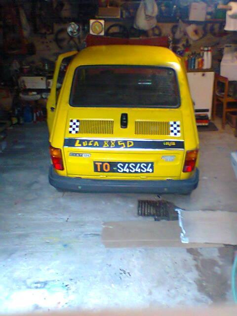 Restauro Fiat 126 Personal 4 - Pagina 24 Foto0116
