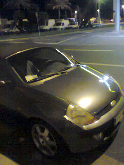 Avvistamenti auto rare non ancora d'epoca - Pagina 37 Foto0231