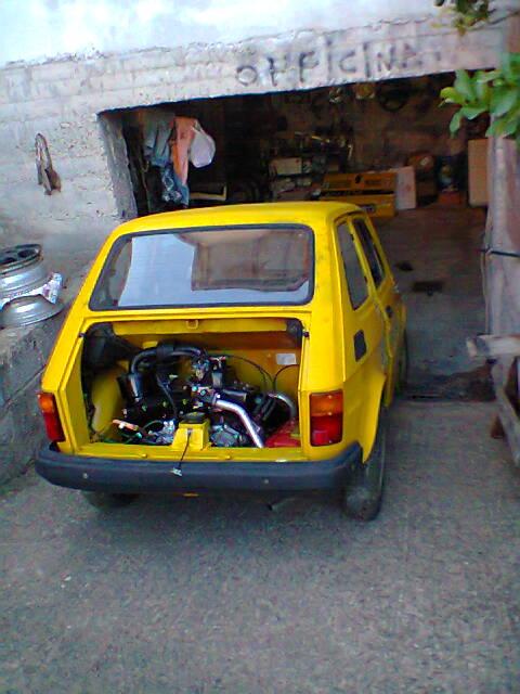 Restauro Fiat 126 Personal 4 - Pagina 24 Foto0245