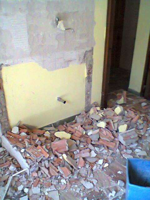 Mi costruisco la casa..!!! Questo si che è più di un restauro... Foto0342