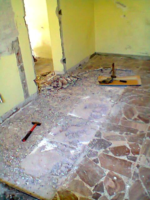 Mi costruisco la casa..!!! Questo si che è più di un restauro... Foto0345