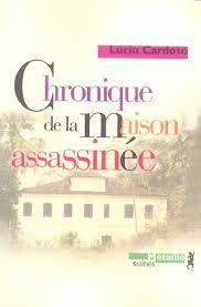 [Cardoso, Lùcio ] Chronique de la maison assassinée. Chroni10