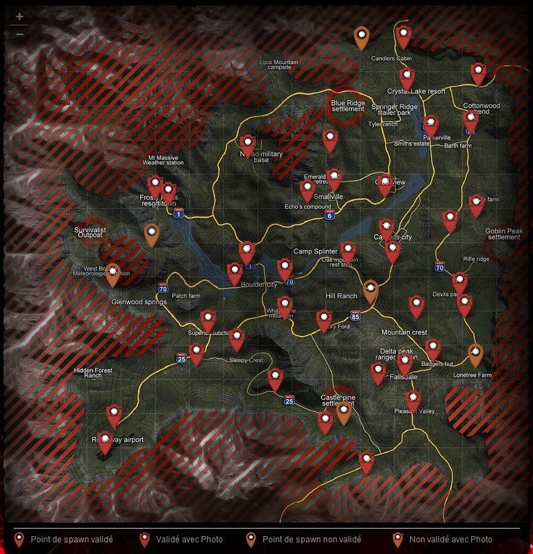 Carte Générale du jeu 00110