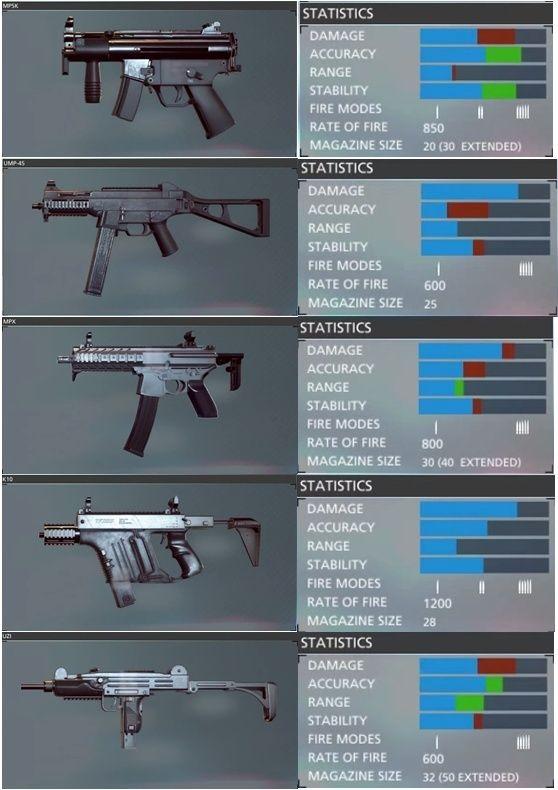 Listing Armes BF Hardline Main_m10