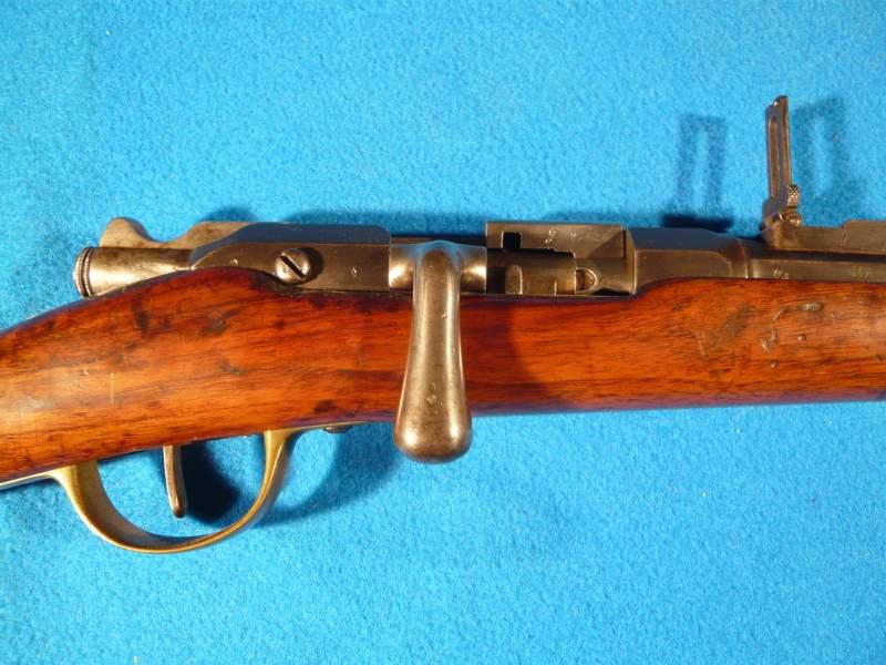 carabine de gendarme a pied ... P1020722