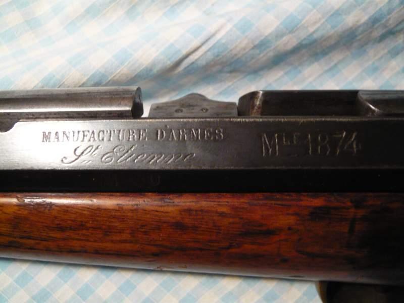 carabine de gendarme a pied ... P1020810