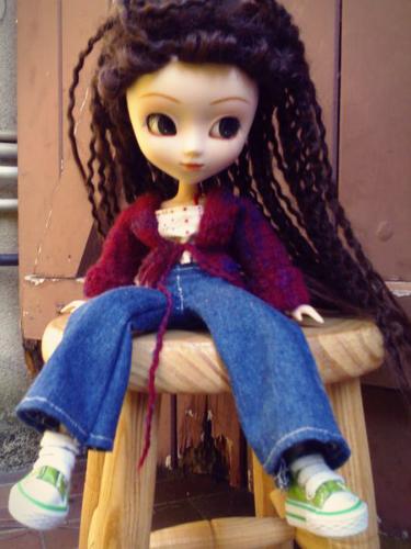 Les tricots de Ciloon (et quelques crochets et couture) 11102010