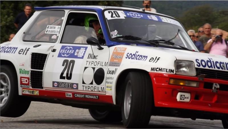 Renault 5 Turbo SODICAM #3 Tour De Corse 1982 Sodica11