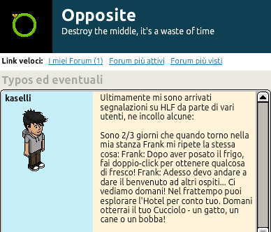 Problema col Bot-Frank - Pagina 4 Scherm57