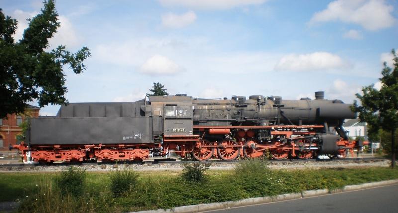 Dampflok 50 2146 in Weiden 50_21410
