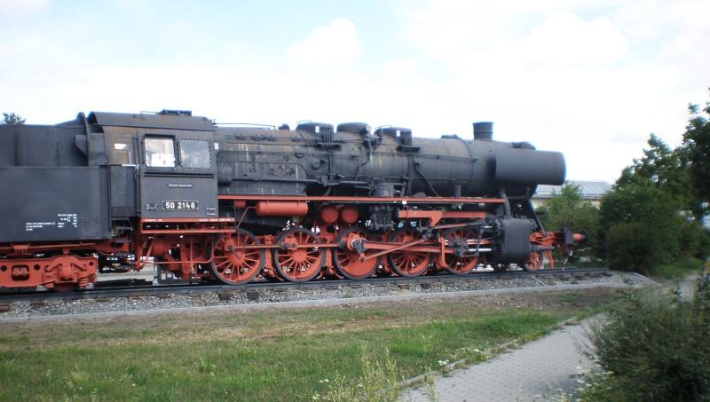 Dampflok 50 2146 in Weiden 50_21411