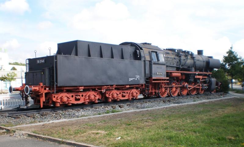 Dampflok 50 2146 in Weiden 50_21412