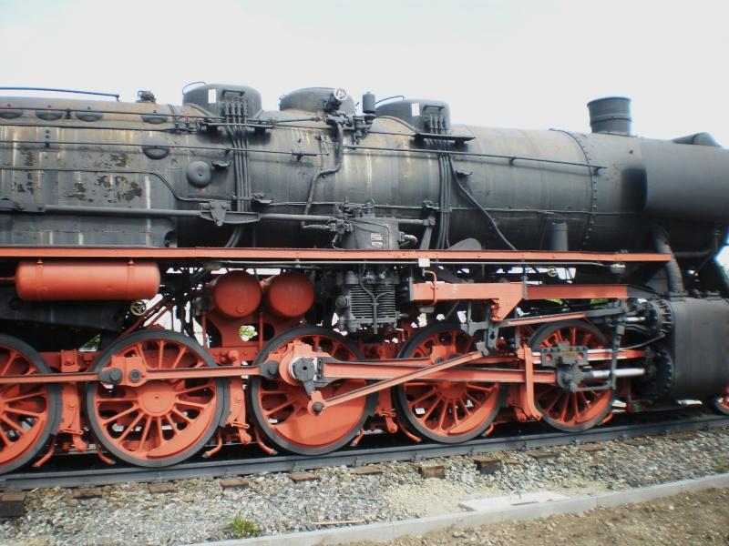Dampflok 50 2146 in Weiden 50_21413