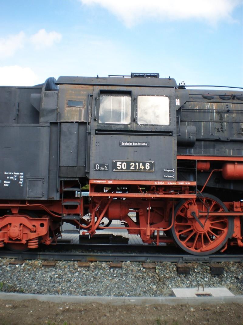 Dampflok 50 2146 in Weiden 50_21414