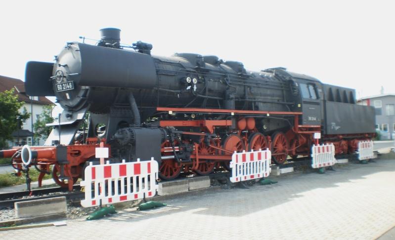Dampflok 50 2146 in Weiden 50_21417