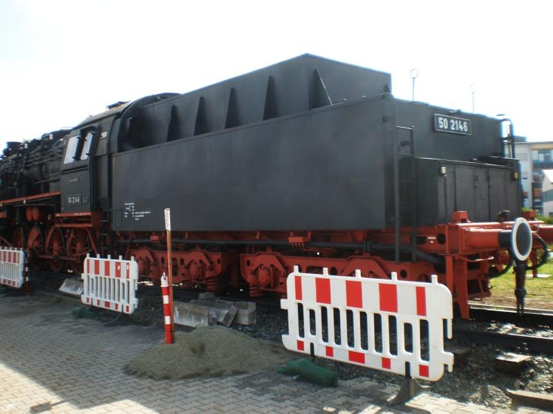 Dampflok 50 2146 in Weiden 50_21418
