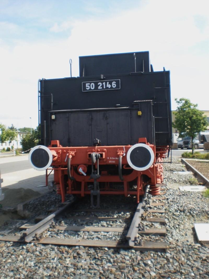 Dampflok 50 2146 in Weiden 50_21420