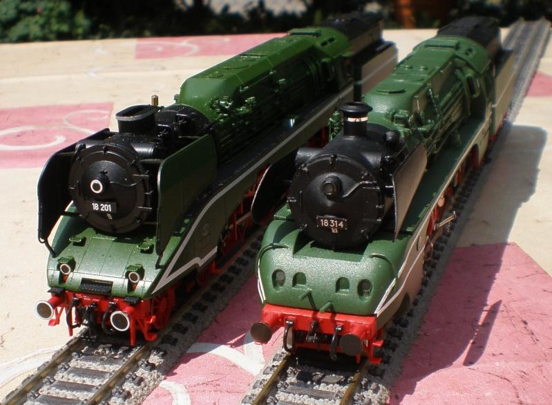 Jimmo und Schorsch - Lok 18 201 und 18 314 Ab_510